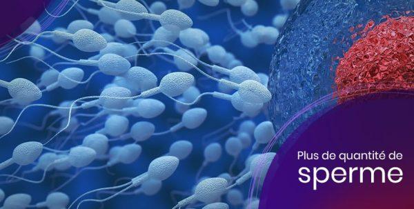 Conseils pour augmenter le volume de sperme et de spermatozoïdes